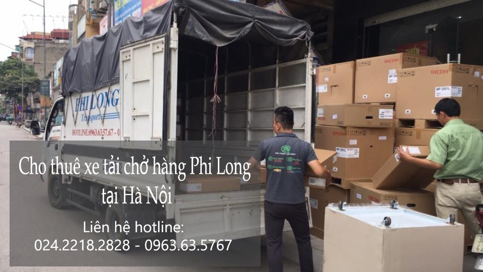 Dịch vụ thuê xe tải giá rẻ tại phố Tố Hữu