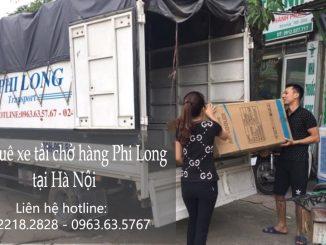 Cho thuê xe tải giá rẻ tại phố Hàng Vôi