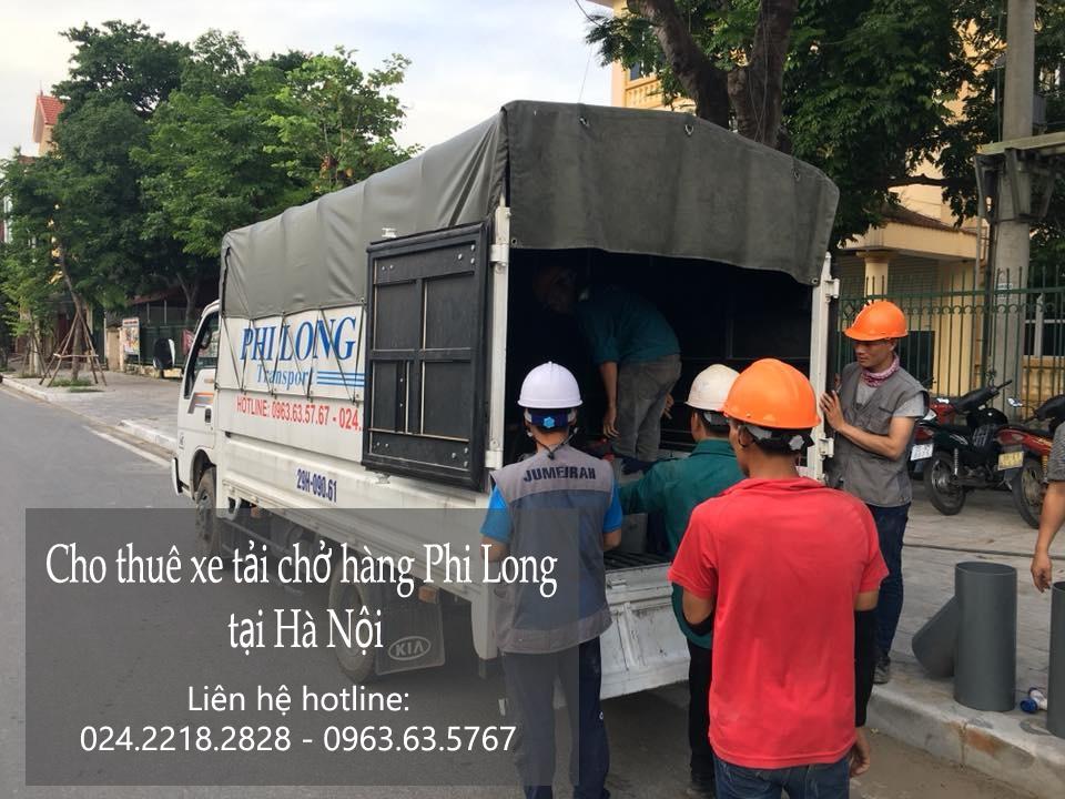 Cho thuê xe tải giá rẻ tại phố Đồng Xuân