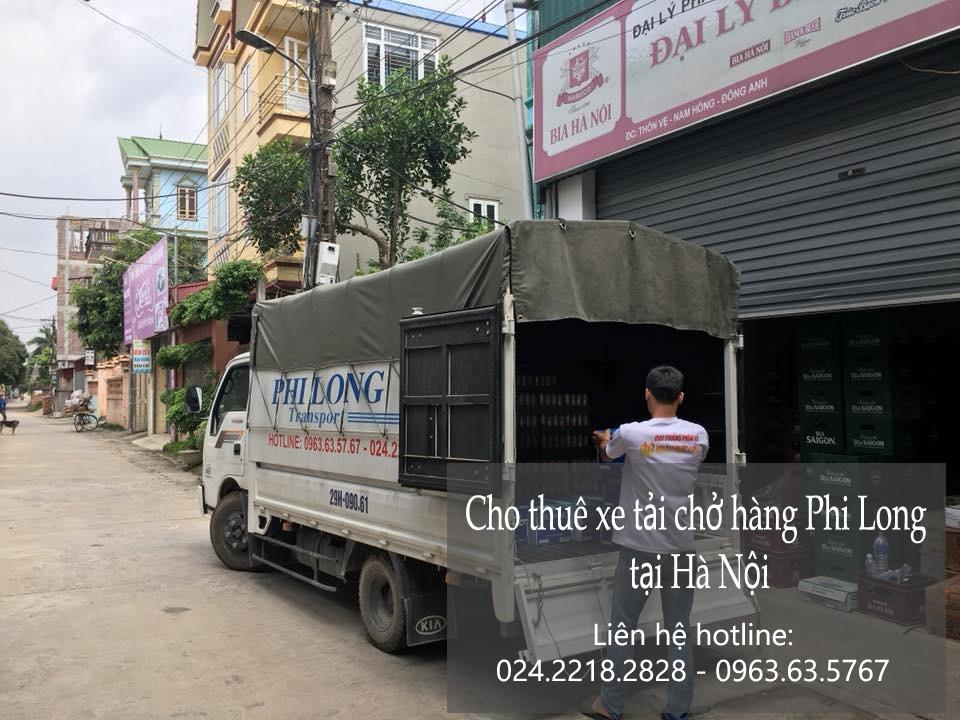 Dịch vụ cho thuê xe tải giá rẻ tại phố Mai Động