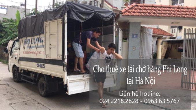 Dịch vụ thuê xe tải giá rẻ tại đường Đông Mỹ