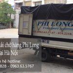 Dịch vụ thuê xe tải giá rẻ tại phố Hữu Vũ 2019