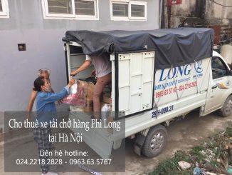 Dịch vụ xe tải giá rẻ tại phố Hoàng Diệu