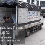 Dịch vụ cho thuê xe tải giá rẻ tại phố Ao Sen