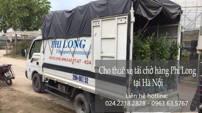 Dịch vụ thuê xe tải giá rẻ tại phố Thiền Quang