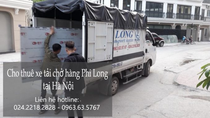 Dịch vụ cho thuê xe tải giá rẻ tại phố Thọ Tháp
