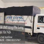Cho thuê xe tải giá rẻ tại phố Nguyễn Cơ Thạch