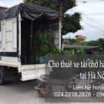 Cho thuê xe tải giá rẻ tại phố Lạc Chính