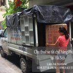 Dịch vụ thuê xe tải giá rẻ tại phố Khâm Thiên