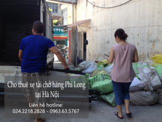 Dịch vụ thuê xe tải giá rẻ tại phố Hàng Bè