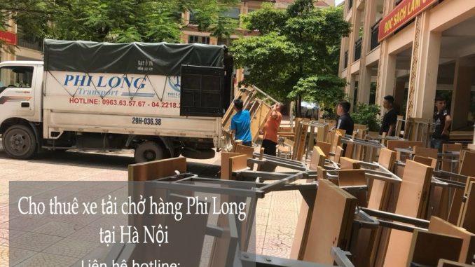 Thuê xe tải giá rẻ tại phố Đồng Nhân