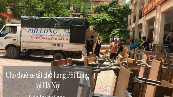 Dịch vụ cho thuê xe tải giá rẻ tại phố Phạm Ngũ Lão
