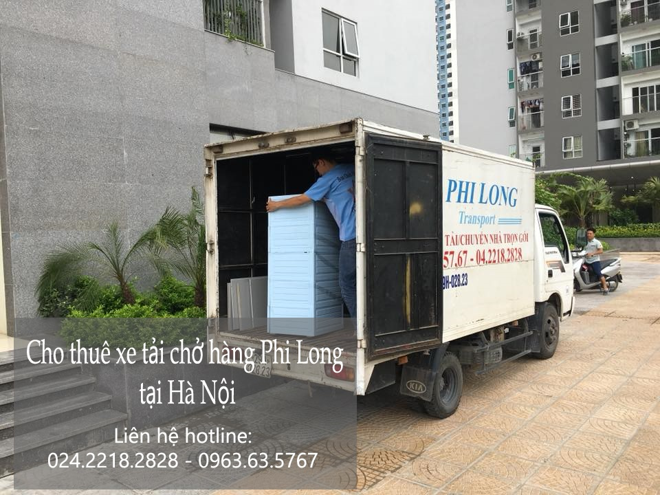 Dịch vụ thuê xe tải giá rẻ tại phố Đặng Thai Mai