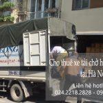 Thuê xe tải giá rẻ tại Xuân La