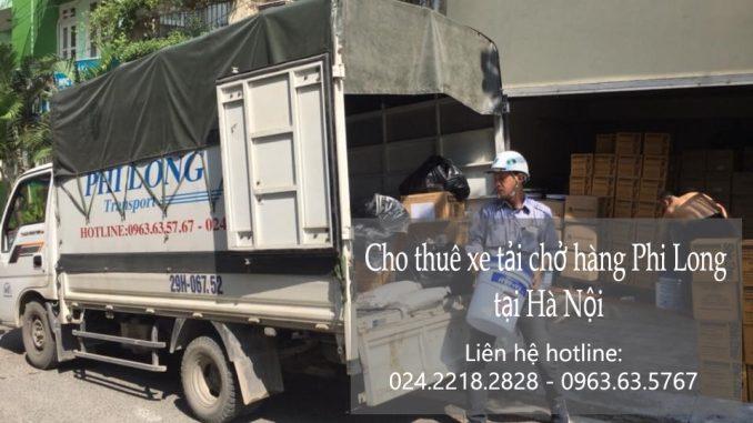 Thuê xe tải giá rẻ tại Phố Vĩnh Hồ