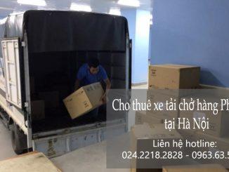 Dịch vụ cho thuê xe tải giá rẻ tại phố Nguyễn Chế Nghĩa