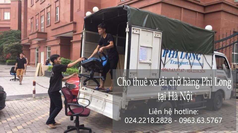Cho thuê xe tải giá rẻ tại phố Tạ Quang Bửu