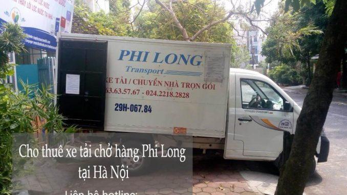 Cho thuê xe tải giá rẻ tại phố Hàng Bún