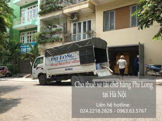 Dịch vụ cho thuê xe tải giá rẻ tại phố Cầu Bây