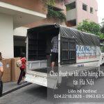 Dịch vụ thuê xe tải giá rẻ tại phố Hàng Thùng
