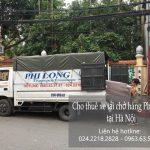 Cho thuê xe tải giá rẻ tại phố Ngô Sĩ Liên