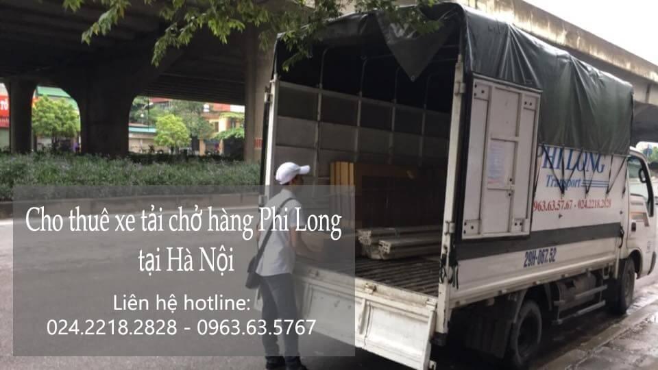 Cho thuê xe tải giá rẻ tại phố Đỗ Quang