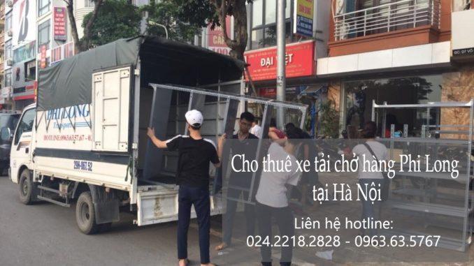 Dịch vụ cho thuê xe tải giá rẻ tại phố Cự Lộc