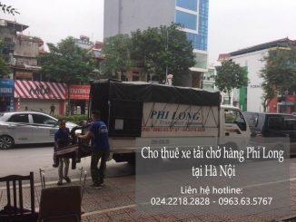 Cho thuê xe tải giá rẻ tại phố Đinh Công Tráng