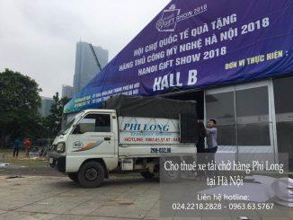 Cho thuê xe tải giá rẻ tại phường Lĩnh Nam