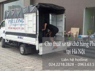 Cho thuê xe tải giá rẻ tại phố Chân Cầm