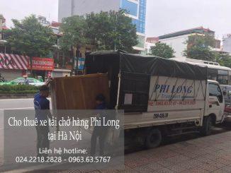 Cho thuê xe tải tại phố Đoàn Nhữ Hài