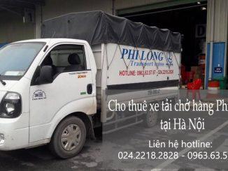 Dịch vụ thuê xe tải giá rẻ tại phố Duy Tân