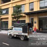Dịch vụ thuê xe tải giá rẻ tại phố Cầu Mây