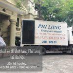 Dịch vụ thuê xe tải giá rẻ tại phố Dương Khê
