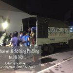 Dịch vụ cho thuê xe tải giá rẻ tại phố Hồng Hà