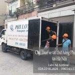 Dịch vụ cho thuê xe tải giá rẻ tại phố Bà Triệu