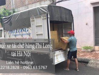 Dịch vụ thuê xe tải giá rẻ tại phố Hương Viên