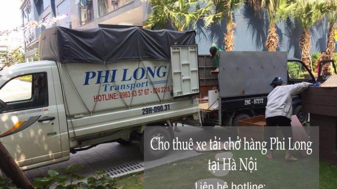 Dịch vụ cho thuê xe tải giá rẻ tại phố Đỗ Quang