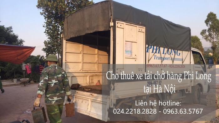 Dịch vụ thuê xe tải giá rẻ tại phố Hàng Chiếu