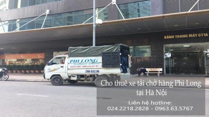 Dịch vụ thuê xe tải giá rẻ tại phố Chả Cá