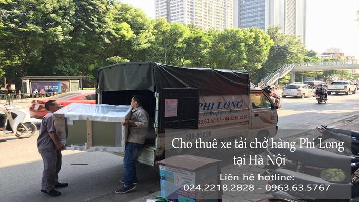 Dịch vụ cho thuê xe tải giá rẻ tại phường Mai Động