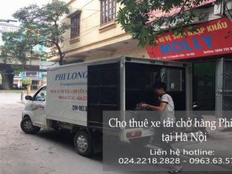 Dịch vụ cho thuê xe tải giá rẻ tại phố Mai Xuân Thưởng