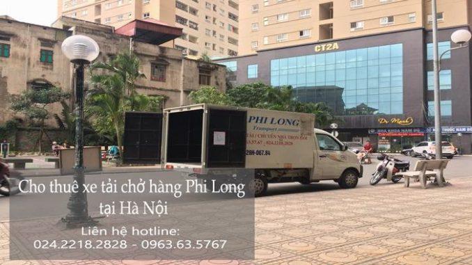 Dịch vụ cho thuê xe tải giá rẻ tại phố Đường Thành
