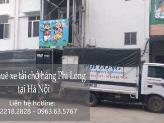 Dịch vụ xe tải giá rẻ tại phố Đoàn Thị Điểm
