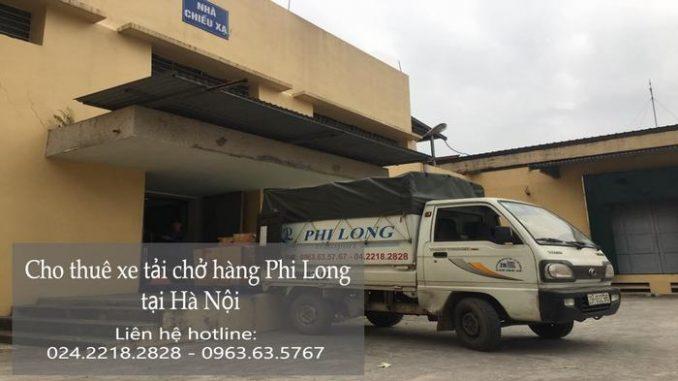Cho thuê xe tải giá rẻ tại phố Bát Sứ