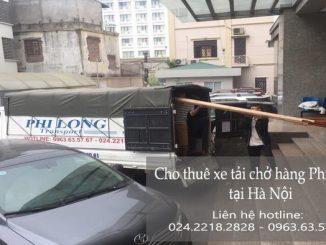 Cho thuê xe tải giá rẻ tại phố Đặng Tất
