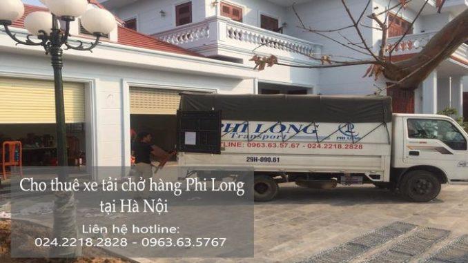 Dịch vụ cho thuê xe tải giá rẻ tại Phố Hàng Đậu