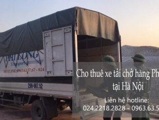 Dịch vụ thuê xe tải giá rẻ tại phố Tư Đình