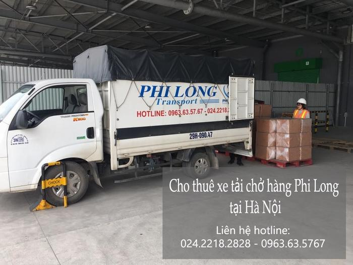 Cho thuê xe tải giá rẻ tại phố Lý Quốc Sư