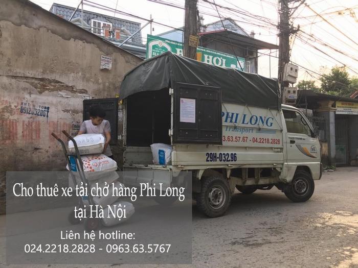 Cho thuê xe tải giá rẻ tại phố Hàng Khay